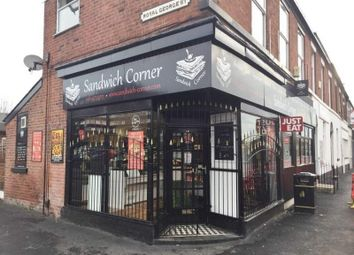 Thumbnail Restaurant/cafe for sale in 15 Greek Street, Stockport