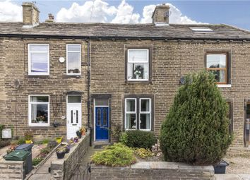 Thumbnail 2 bed terraced house for sale in Crooke Lane, Wilsden, Bradford, West Yorkshire