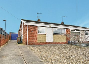 Thumbnail 2 bed bungalow for sale in Fleet Garth, Hedon, Hull
