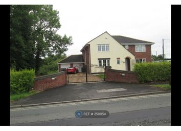 Thumbnail 4 bedroom detached house to rent in Newsham Hall Lane, Preston