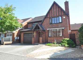 Ramsdell Road, Fleet GU51. 4 bed detached house