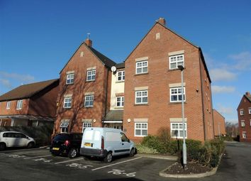 Thumbnail 2 bed flat for sale in Marland Way, Stretford Marina, Manchester