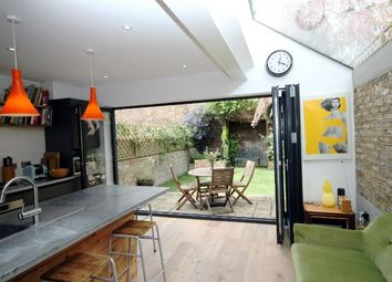 Thumbnail 4 bedroom end terrace house to rent in Warfield Road, London