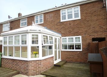 Thumbnail 3 bed terraced house for sale in Saffron Walk, Hartlepool