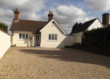Thumbnail 3 bedroom bungalow for sale in Lambourne End, Romford, Essex
