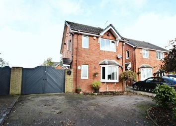 3 bed detached house for sale in Woodstock Road, Kidsgrove, Stoke-On-Trent ST6