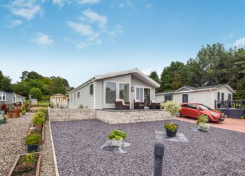 Thumbnail 2 bedroom mobile/park home for sale in Marlee Loch Residential Park, Kinloch, Blairgowrie
