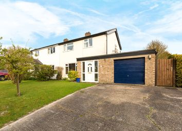 Thumbnail 3 bed semi-detached house for sale in Town Green Road, Orwell, Royston