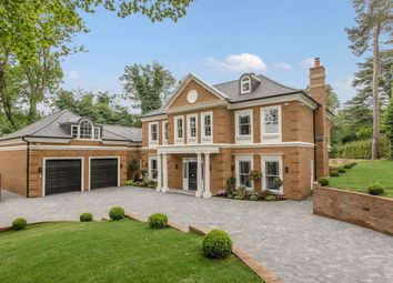 Thumbnail 6 bed detached house for sale in The Spinney, Oxshott, Oxshott