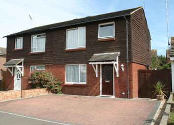 Thumbnail 3 bed semi-detached house to rent in Fastnet Way, Littlehampton