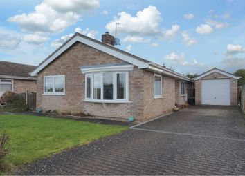 Thumbnail 4 bed detached bungalow for sale in Lowe Hill Road, Wem, Shrewsbury