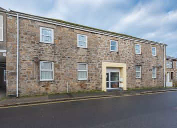 Thumbnail 2 bed flat for sale in Wellington Road, Camborne