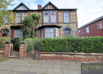 Thumbnail 4 bed semi-detached house to rent in Arlington Avenue, Prestwich, Manchester