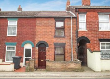 Thumbnail 2 bed terraced house to rent in Englands Lane, Gorleston, Great Yarmouth