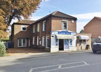 Thumbnail Retail premises for sale in High Street, Gosberton, Spalding