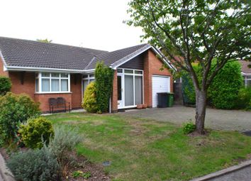 Thumbnail 2 bed bungalow for sale in Changebrook Close, Nuneaton