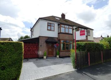 Thumbnail 3 bedroom semi-detached house for sale in Windlehurst Road, High Lane, Stockport, Cheshire