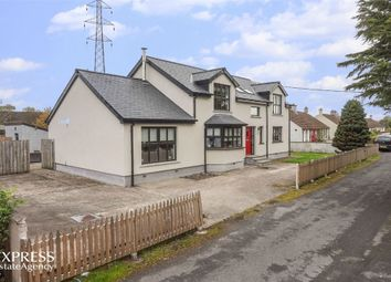 Thumbnail 4 bed detached house for sale in Quarterlands Road, Lisburn, County Antrim