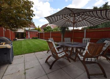 Thumbnail 4 bedroom end terrace house for sale in Norwich Crescent, Chadwell Heath, Romford
