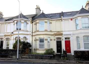 Thumbnail 4 bed terraced house for sale in Molesworth Road, Plymouth, Devon