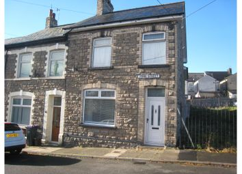 Thumbnail 3 bed end terrace house for sale in John Street, Pontypool