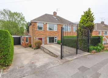Thumbnail 3 bed semi-detached house for sale in Rosegarth Avenue, Aston, Sheffield