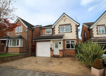 Thumbnail 3 bed detached house for sale in Farm View Drive, Sheffield