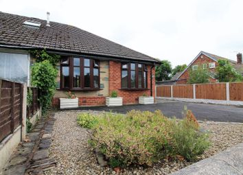 Thumbnail 2 bedroom semi-detached bungalow for sale in Shaftesbury Avenue, New Longton, Preston