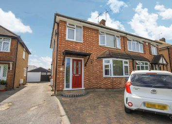Thumbnail 3 bed semi-detached house for sale in Stockwell Close, Billericay