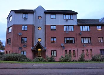 Thumbnail 1 bed flat for sale in Bairns Ford Court, New Carron