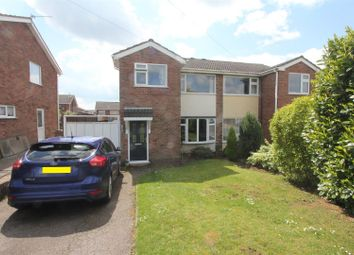 Thumbnail 3 bed semi-detached house for sale in Seaforth Drive, Hinckley