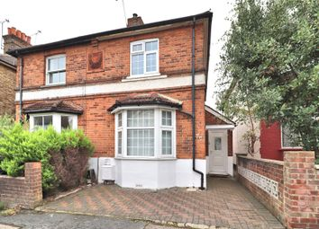 2 bed semi-detached house for sale in Arnold Road, Woking GU21