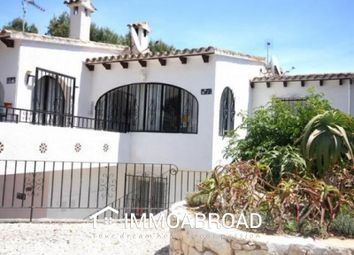 Thumbnail 1 bed villa for sale in 03724 Moraira, Alicante, Spain