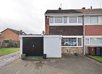 3 bed semi-detached house to rent in Priorylands, Stretton, Burton-On-Trent DE13