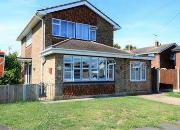 Thumbnail 4 bed detached house for sale in Collindale Close, Canvey Island, Essex