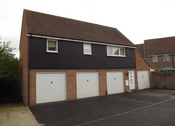 Thumbnail 2 bed maisonette to rent in Penton Way, Basingstoke