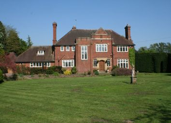 Thumbnail 6 bed detached house for sale in Broome Lane, Broome, Nr Hagley