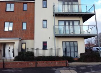 Thumbnail 1 bed flat for sale in John Coates Lane, Ashford, Kent