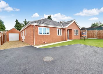 Thumbnail 3 bed detached bungalow for sale in Foxes Court, Costessey