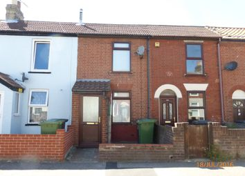 Thumbnail 2 bedroom terraced house to rent in Great Yarmouth, Norfolk