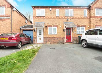 Thumbnail 2 bed terraced house for sale in Haydock Close, Coventry