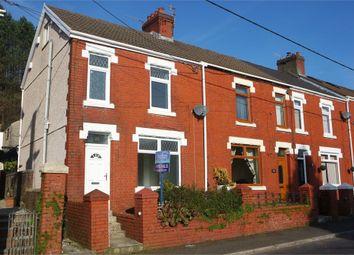 Thumbnail 3 bedroom end terrace house for sale in Garnwen Road, Nantyffyllon, Maesteg, Mid Glamorgan