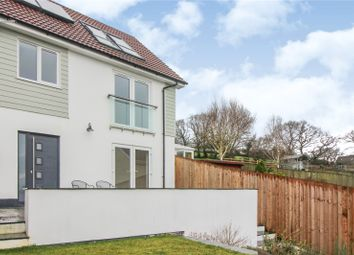 Thumbnail 4 bed link-detached house for sale in Chestwood, Bishops Tawton, Barnstaple