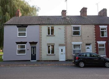 Thumbnail 2 bed terraced house for sale in Tower Lane, Cowbit Road, Spalding