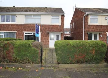 Thumbnail 3 bed semi-detached house for sale in Kelly Road, Hebburn