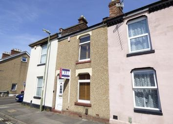 Thumbnail 3 bed terraced house for sale in Whitworth Road, Gosport