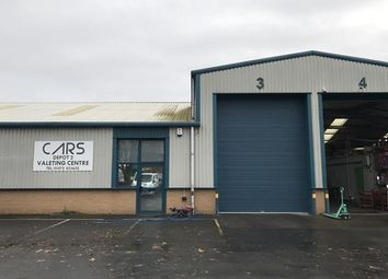 Thumbnail Light industrial to let in Unit 3, Pyewipe Place, Estate Road No 3, South Humberside Industrial Estate, Grimsby, North East Lincolnshire