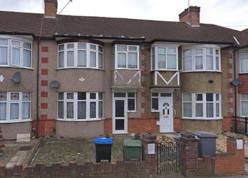 Thumbnail 3 bed terraced house to rent in Elms Park Avenue, Wembley