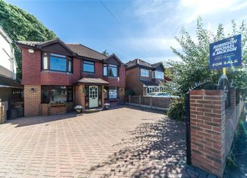 Thumbnail 5 bedroom detached house for sale in Maidstone Road, Wigmore, Rainham, Kent