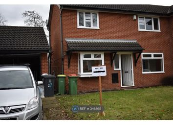 Thumbnail 3 bedroom semi-detached house to rent in Crofters Green, Preston